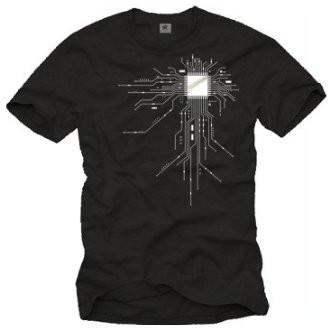Tee Shirt CPU