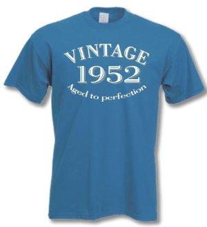 Tee Shirt Vintage 1952