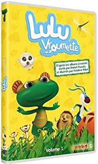DVD Lulu Vroumette - Volume 1