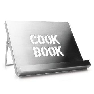 Lutrin de cuisine en Inox