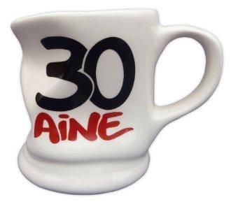 Mug la 30 aine