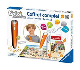 Jeu interactif éducatif Tiptoi