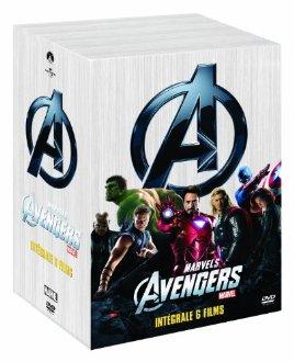 Coffret Intégral Marvel Avengers