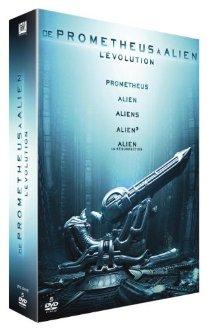 Coffret de Prometheus à Alien