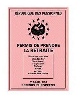 Permis de prendre sa retraite