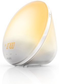 Réveil luminothérapie Philips