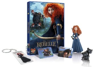 Coffret DVD Rebelle