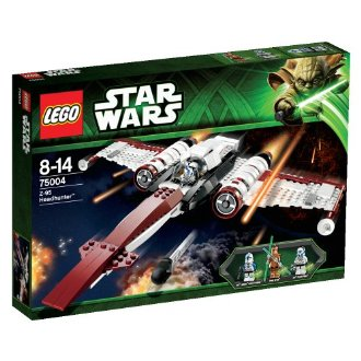 Lego star wars Headhunter