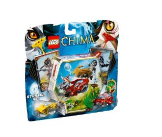 Lego Chima - Pack 2 Speedorz