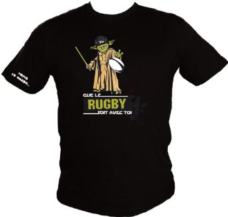 Tee shirt rugby Star Wars