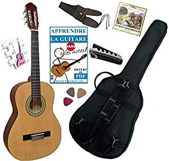 trouverleboncadeau guitare pour enfant 3 4. Black Bedroom Furniture Sets. Home Design Ideas