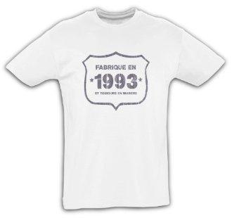 Tee shirt 1993