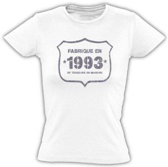 Tee shirt femme 1993