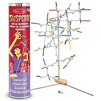 Suspend - Jeu d'adresse