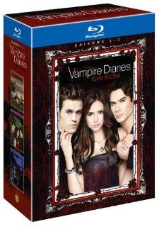 The Vampire Diaries Saisons 1 à 3