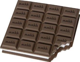 Bloc note Chocolat
