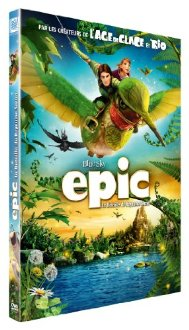 EPIC La bataille du royaume secret DVD