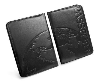 Etui  personnalisable en cuir pour passeport