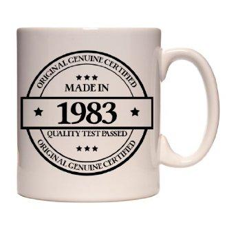 Mug Made in 1983