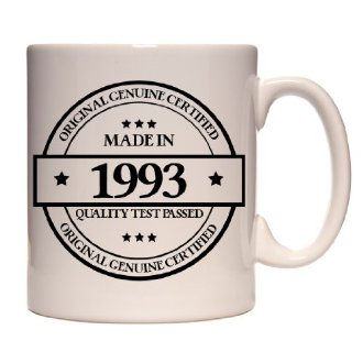 Mug vintage 1993