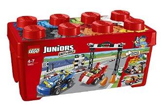Lego junior Rallye automobile