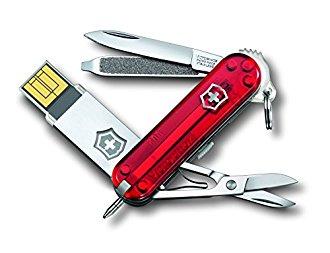 Couteau suisse clé USB - Victorinox