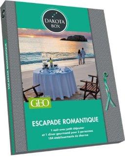 Coffret escapade romantique