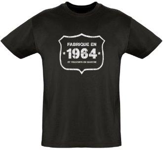 Tee shirt 1964 homme