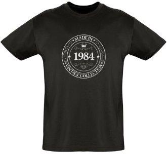 Tee shirt Made in 1984