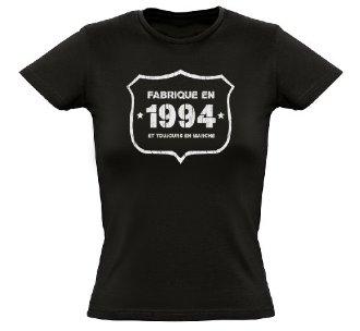 Tee shirt femme 1994