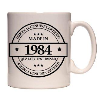 Mug Made in 1984