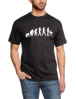 Tee-shirt Barbecue Evolution