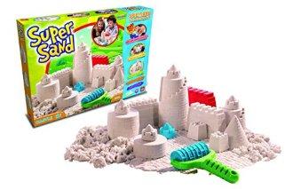 Coffret château de sable innovant
