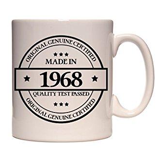Mug céramique année 1968