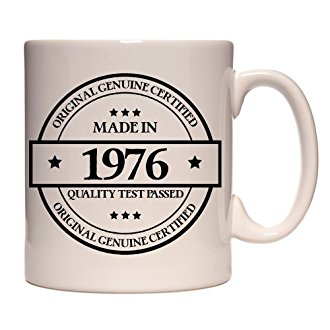 Mug made in 1976