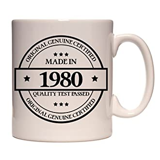 Mug Made in 1980