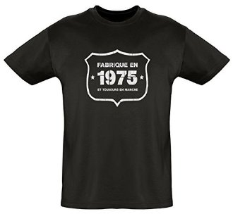 Tee shirt vintage 1975