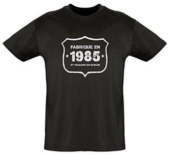 Tee shirt ann�e 1985