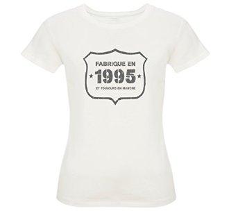Tee Shirt Femme Made in 1995