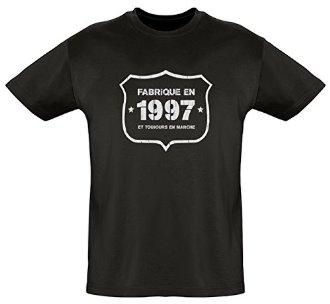 Tee shirt spécial 1997