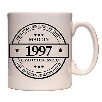 Mug made in 1997