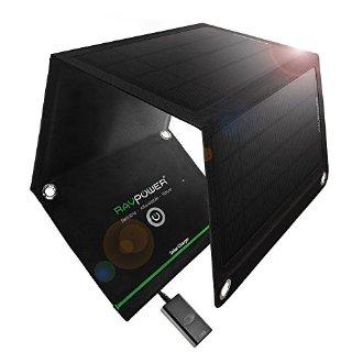 Chargeur solaire haut de gamme smart et tab
