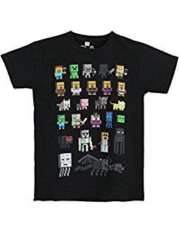 Tee Shirt Minecraft