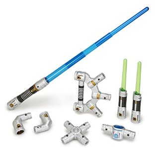 Coffret construction sabre laser Jedi