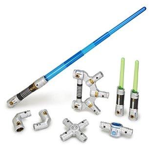 Coffret construction sabre laser Jedi