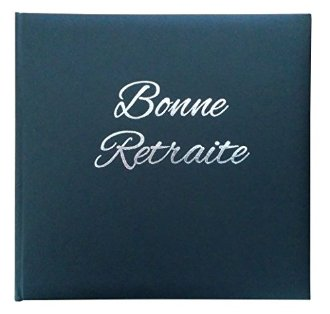 Livre d'or Retraitre