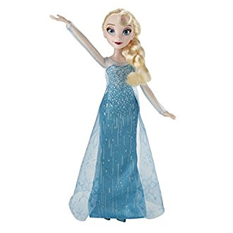 La Reine des Neiges - Poupée Elsa