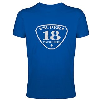 Tee shirt Super 18 ans