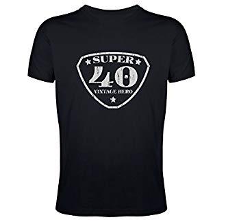 Tee Shirt cadeau 40 ans