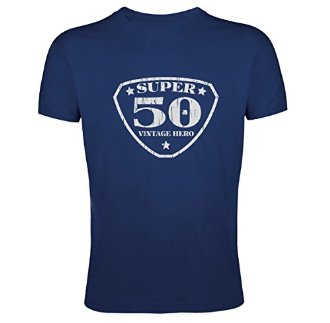 Tee shirt 50 ans Super H�ros